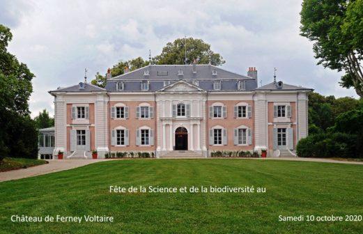 1 - Le château de Ferney Voltaire