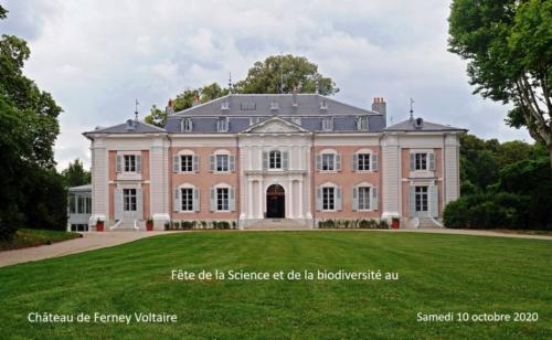 Fête de la Science 2020 Ferney Voltaire