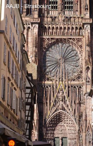 Excursion à Strasbourg 28 au 30 Juin 2021